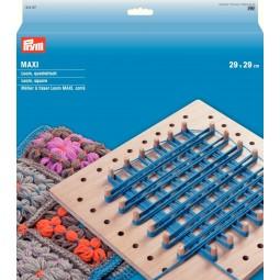 Metier A Tisser Loom Maxi Carre 29* 29 Cm Prym Réf 624157