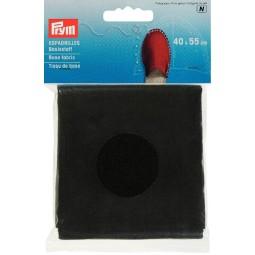Espadrilles Tissu De Base 40X55 Cm Noir  Prym Réf 932401