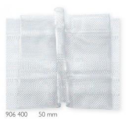 Ruban  Fronceur A Plis 50 Mm 3 Plis  1:2,5 Transparent PRYM Réf 906400