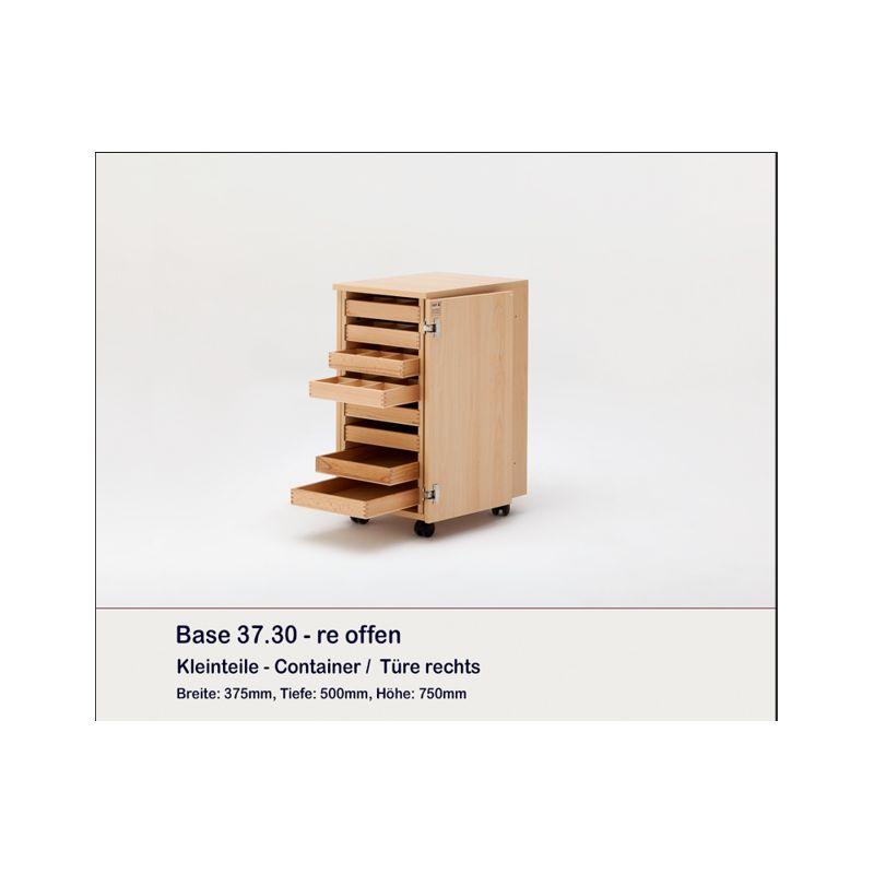 Meuble rangement fils 9 plateaux base rauschenberger - Meuble rangement aspirateur ...
