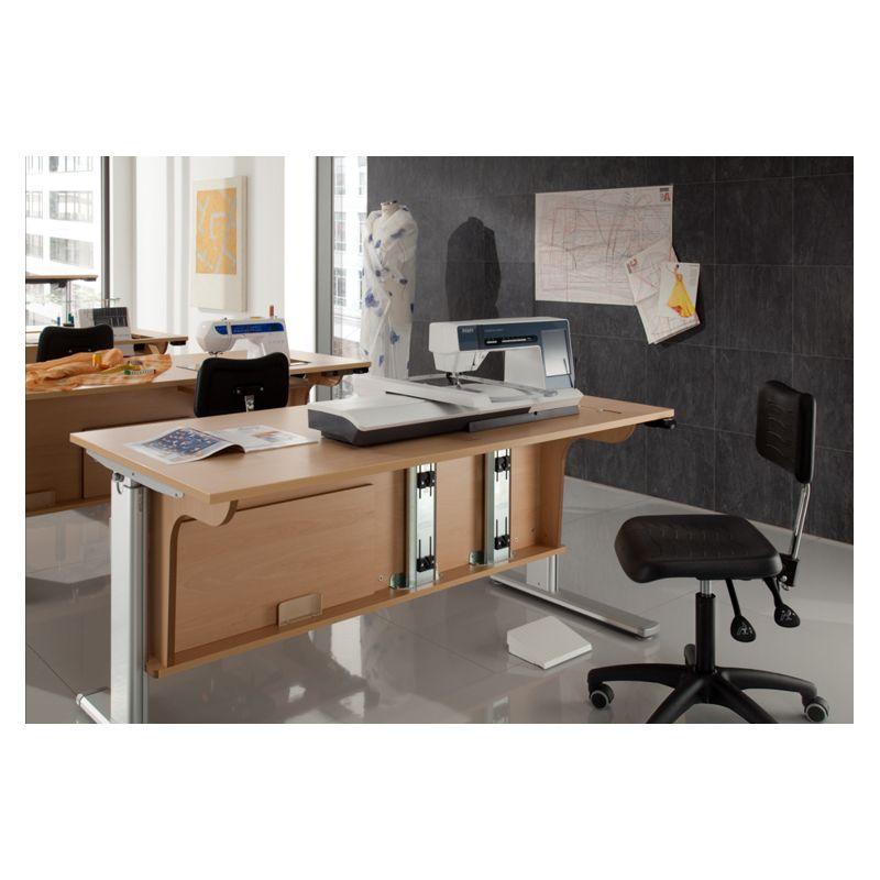 table de couture multi rauschenberger europ 39 distri. Black Bedroom Furniture Sets. Home Design Ideas