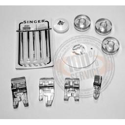 Sachet d'accessoires SINGER STARLETTE 5 10 18 Réf 65/85/1021