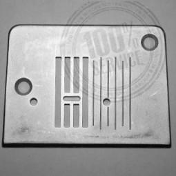 Plaque aiguille métal STARLING SMART TRADITION - SINGER Réf 47/75/1021