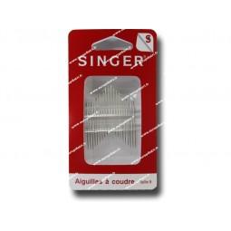 Aiguilles a coudre SINGER  n°8 SF208.8 Réf 57/95/1076