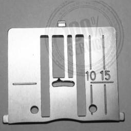 Plaque aiguille métal DESIGNER PLATINUM SCANDINAVIA - HUSQVARNA Réf 47/77/1038