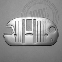 Plaque aiguille métal PAPRIKA CONCERTO EUROPA 200 JUBILE - SINGER Réf 47/85/1052