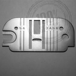 Plaque aiguille métal RHAPSODIE 3000 - SINGER Réf 47/85/1056