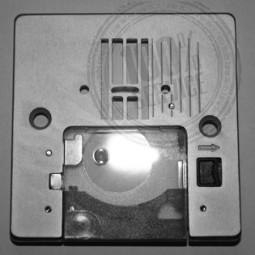 Plaque aiguille complète CELIA 3860 MADAM 1 2 NYMPHEA - SINGER Réf 47/85/1095