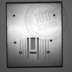 Plaque aiguille métal TONIC LINE - SINGER Réf 47/85/1108