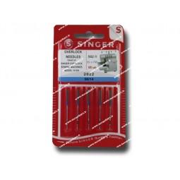 Aiguilles SINGER 2022/90 x 5 (502R) ELX-705 Réf 80/85/1502