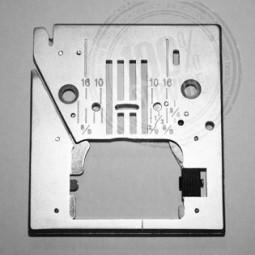 Plaque aiguille complète CONFIDENCE CURVY - SINGER Réf 47/85/1130