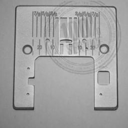 Plaque aiguille métal STYLIST 9100 - SINGER Réf 47/85/1144