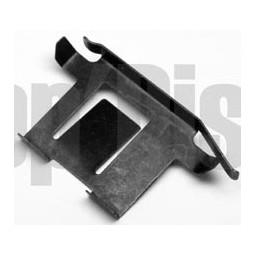 Ressort plaque glissière gauche  SERENADE 20 30 CONERTO 2 3 - SINGER Réf 03/85/1021