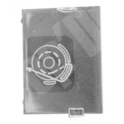 Plaque glissière COUTURAMA 890 - DIVERS Réf 48/75/1060