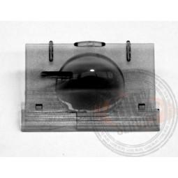 Plaque glissière 500 PLATINUM ROSE - HUSQVARNA Réf 48/77/1011