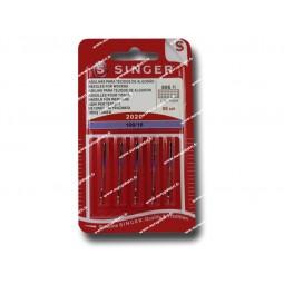 Aiguille SINGER  2020/100 x 5 (806) Réf 80/85/1806