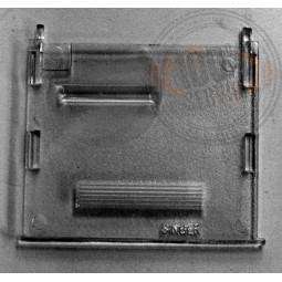 Plaque glissière DEBUTANTE   - SINGER Réf 48/85/1072