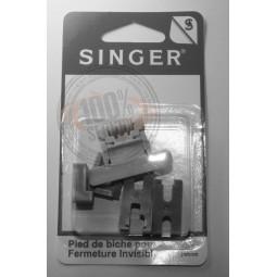 Pied fermeture invisible SINGER Réf 44/85/1080