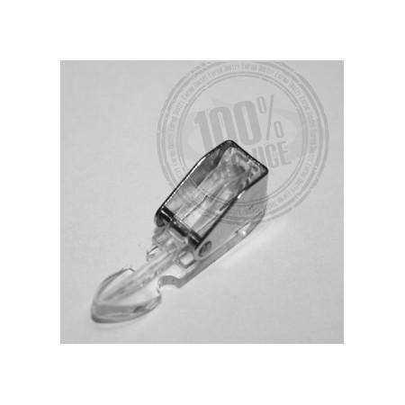 Semelle fermeture à glissière EUROPA CONCERTO 700 - SINGER Réf 44/85/1076