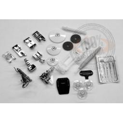 Sachet d'accessoires SINGER CURVY 8780 Réf 65/85/1038