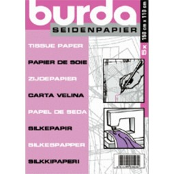 Papier de soie BURDA Réf 57/95/1214
