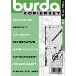 Reprokit BURDA (reprofilm+stylo) Réf 57/95/1215
