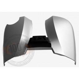 Couvercle accessoires gris métal aspirateur SINGER Force 2 F2 Réf CVE.1211