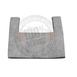 Filtre isolant aspirateur SINGER CYCLONE 2000 Réf FIL.2151