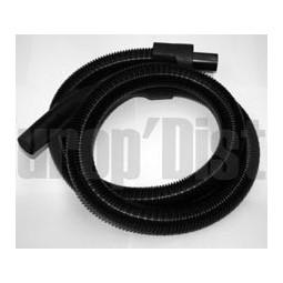 Flexible aspirateur SINGER MISTRAL 2000  MISTRAL SERIE 5  PAPRIKA diam 35 mm SENIOR 5 MISTRAL 5 SIROCCO 5 Réf FLE.1323