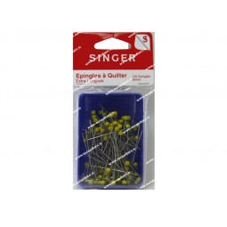 Epingles extra longues 50mm SINGER SF308 Réf 57/95/1049