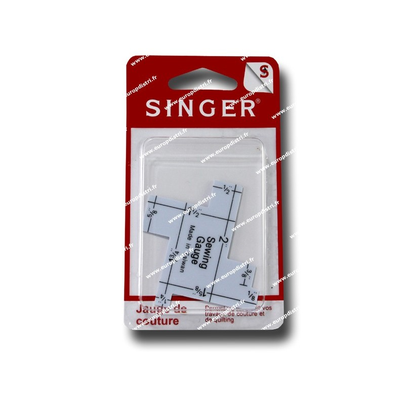 Jauge Couture SINGER SF 260  Réf 57/95/1073