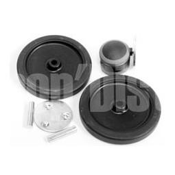 Roue aspirateur aspirateur SINGER POWER 10  POWER 40 Réf ROU.2053