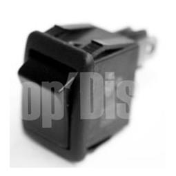 Interrupteur noir table à repasser SINGER CRI991 Réf INT.1410