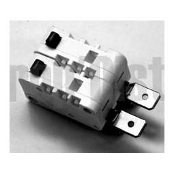 Interrupteur double table à repasser SINGER CRI991 Réf INT.1425