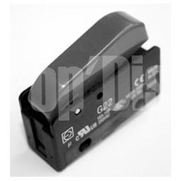 Micro interrupteur centrale repassage SINGER Stirolux A7P Réf INT.2182
