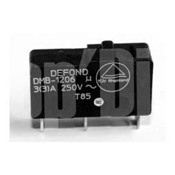 Micro contacteur HS60 centrale repassage SINGER ESTELLA Réf INT.2184