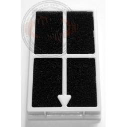 Filtre charbon nettoyeur SINGER ALCOR 500 Réf FIL.2157