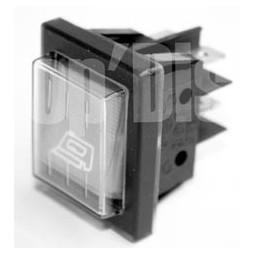 Interrupteur fer et protection  nettoyeur SINGER  VAPOSTEAM 2000  FPC1000 Réf INT.1424