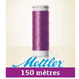 Fil METTLER Silkfinish en 150 mètres Réf 0105