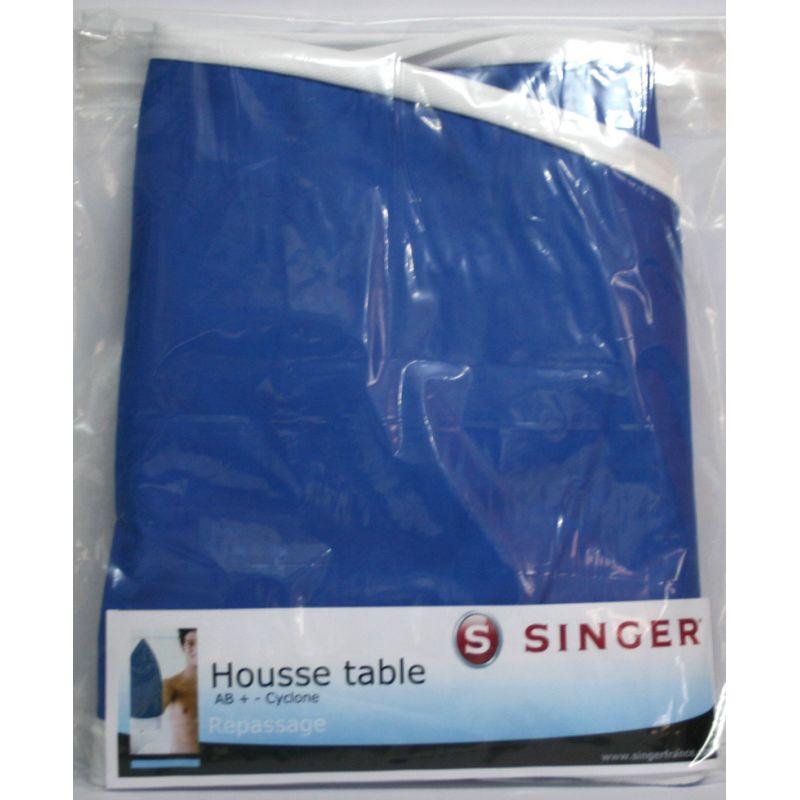 Housse molleton table repasser ab 410z09051 cyclone 3 dimensions 120 x 43 cm r f - Molleton pour table a repasser ...