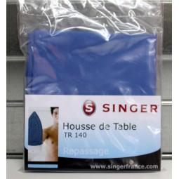 Housse table à repasser SINGER TR 140 Dimensions housse : 130 x 41 cm Réf HOU.1396