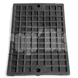 Support de fer (grille silicone) centrale repassage SINGER Stirolux A101S Réf SUP.2020