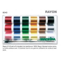 Boîte de fils RAYON - Réf 8040