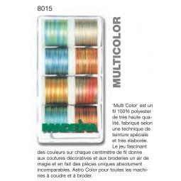 Boîte de fils POLYNEON MULTICOLOR - Réf 8015