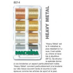 Boîte de fils HEAVY METAL - Réf 8014