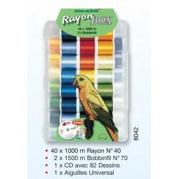Valise en RAYON en 1000 m - Réf 8042