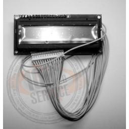 Ecran LCD FUTURA 3400 - SINGER - Réf 53/85/1076