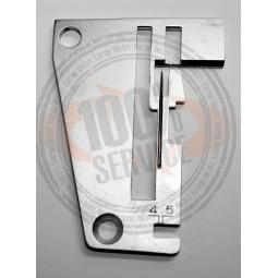 Plaque aiguille Elna lock T34D H400
