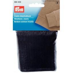 Bordure-ceinture tricotée  coloris Noir, 1 piece ref 994400