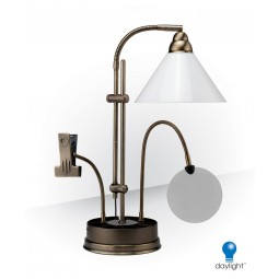 Lampe PRESTIGE DAYLIGHT sur table